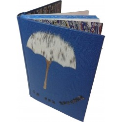 VENDREDI OU LA VIE SAUVAGE - livre numéroté - papier chiffon
